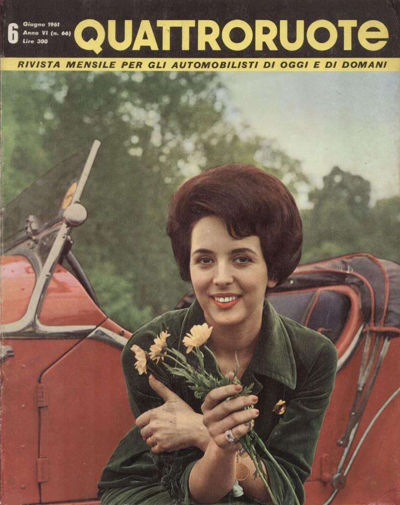 Editoria: Quattroruote (Giugno 1961)