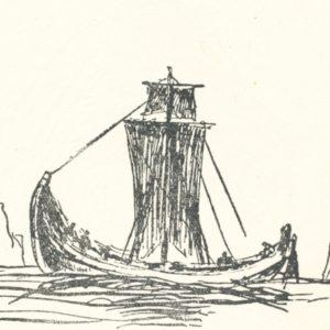 """""""Storia della navigazione (dal 5000 a. C. ai giorni nostri)"""" di Hendrik Willem Van Loon"""