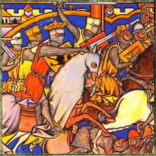 La vita quotidiana dei Templari nel XIII secolo