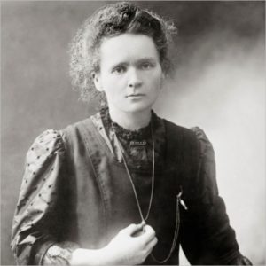 """La """"Vita della Signora Curie"""" scritta da Eva, la figlia minore di Marie Curie"""