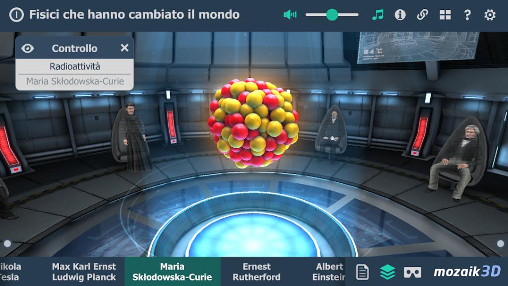 Mozaik3d, l'app con le scene interattive 3d che rendono l'apprendimento divertente
