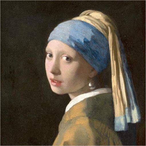 Tutte le opere di Vermeer nella Pocket Gallery, la galleria in realtà aumentata