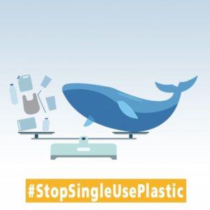 Non c'è più spazio per fregarsene: #StopSingleUsePlastic