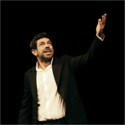 """Teatro: """"La notte poco prima delle foreste"""" con Pierfrancesco Favino"""