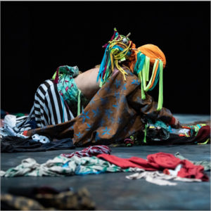 Spettacolo: Do animals go to heaven? Regia e coreografia di Olimpia Fortuni