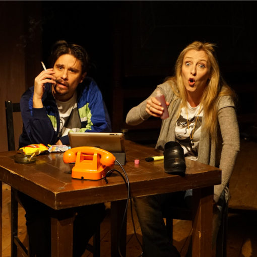 Teatro: Maleducazione Transiberiana