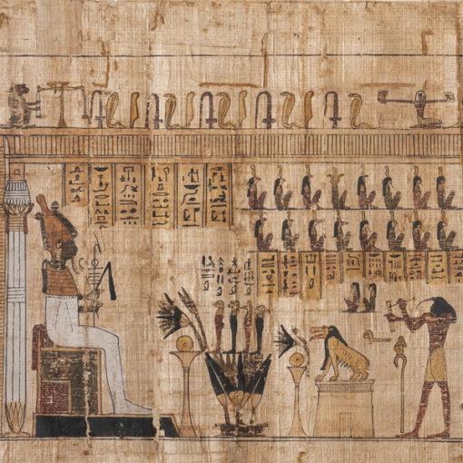 Con il PapiroTour, l'Antico Egitto arriva in biblioteca