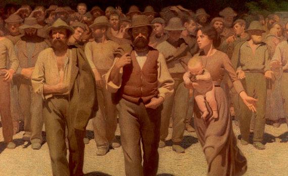 Novecento, il film di Bernardo Bertolucci