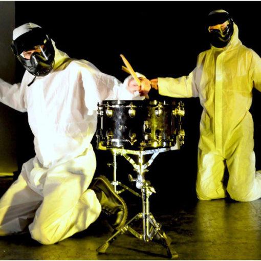 Performance: Plastic - Percussive dance theatre