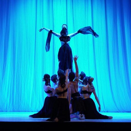 Spettacolo: Le mille e una notte di Shéhérazade