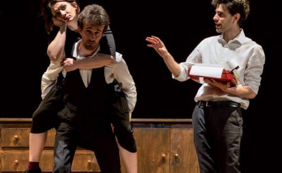 """Teatro: """"Carl. Una ballata"""", scritto e diretto da Giulia Bartolini"""