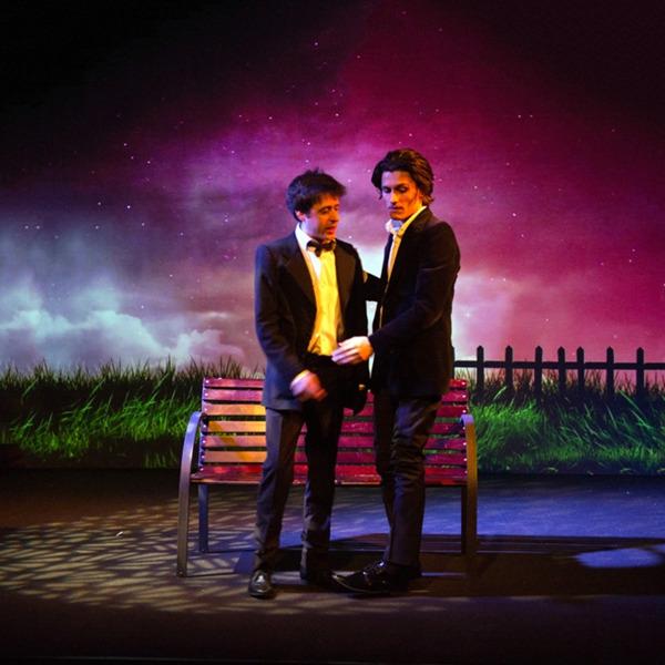 "Teatro: ""Per strada"" di Francesco Brandi"