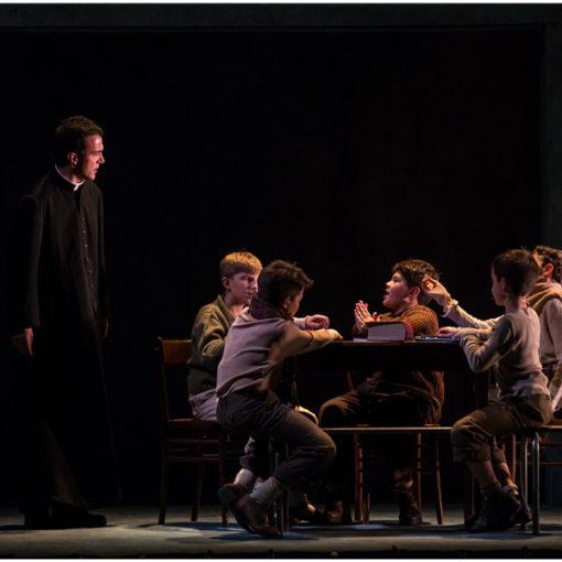 """Teatro: """"Vangelo secondo Lorenzo"""" di Leo Muscato e Laura Perini"""