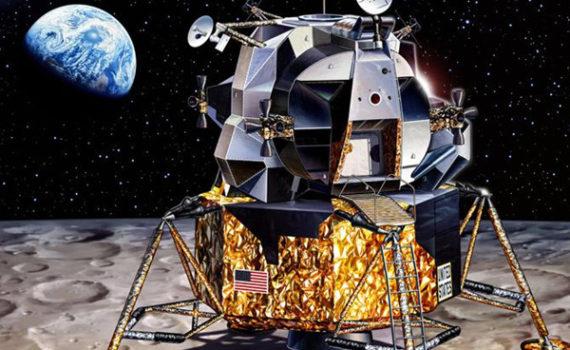 Destinazione Luna: Il futuro è adesso - Mostra multimediale interattiva