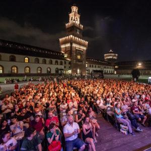 Estate Sforzesca 2019. Musica, Teatro, Danza per l'estate milanese
