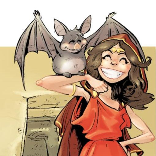 Fumetti Flegrei, l'iniziativa per avvicinare i giovani all'archeologia