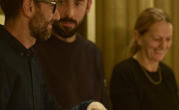 Performance: Daria Deflorian, Antonio Tagliarini. Scavi - FOG Festival