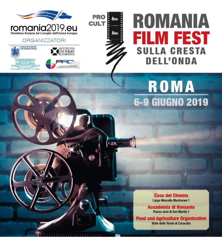 ProCult - Romania Film Fest. IX edizione: Sulla cresta dell'onda