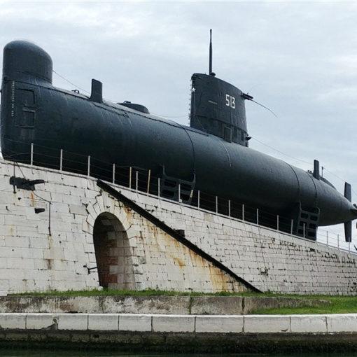 Tutti a bordo del sottomarino Enrico Dandolo - Visite guidate e laboratori al Salone Nautico Venezia