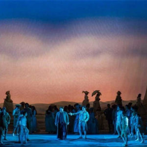 Corso avanzato di Scenografia Teatrale con Carlo Centolavigna