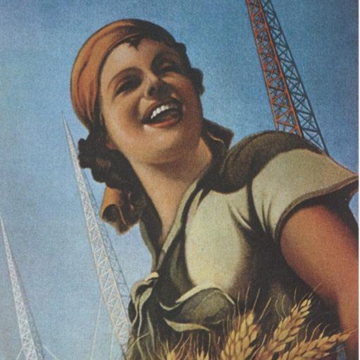 Manifesti d'epoca: Giugno radiofonico