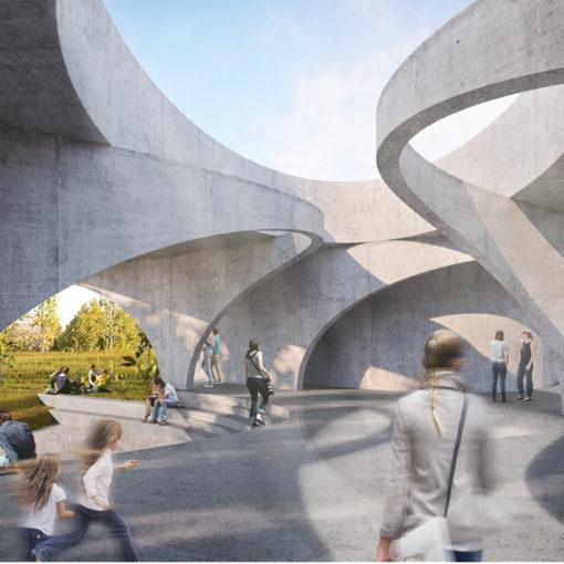 Arte e scienza, natura e architettura in connubio perfetto al Parco Labiomista