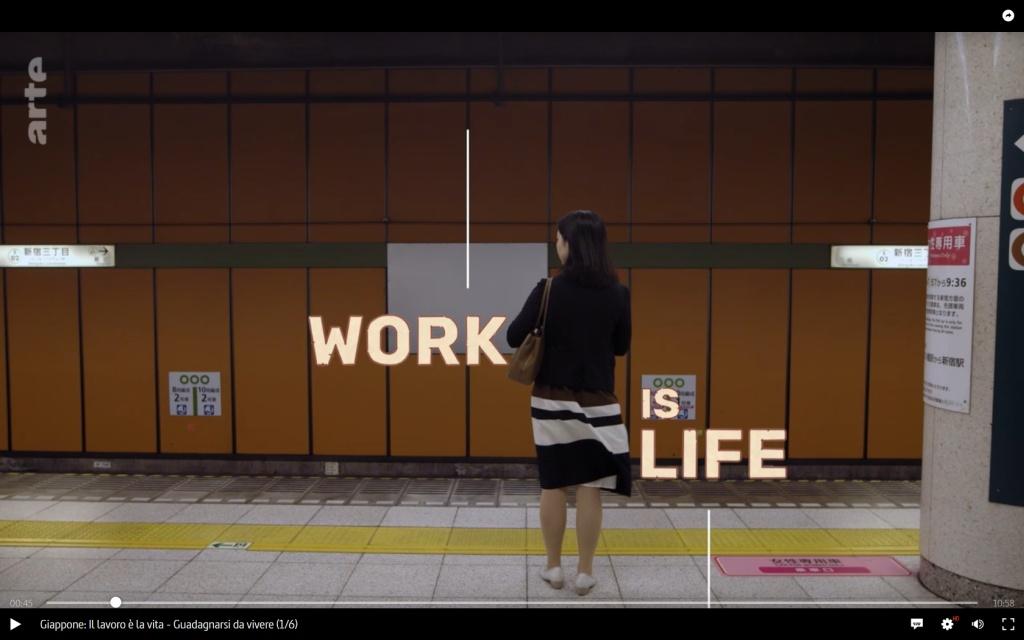 """""""Lasciate il lavoro prima che vi uccida"""" - Guadagnarsi da vivere 1/6: Giappone"""