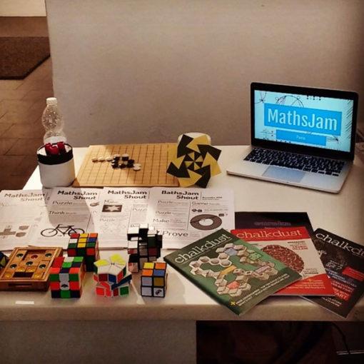 Rompicapi, giochi matematici, enigmi logici: la matematica creativa al Pavia MathsJam