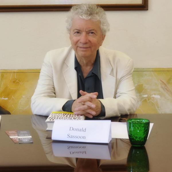Passato e futuro della cultura europea - Incontro con Donald Sassoon