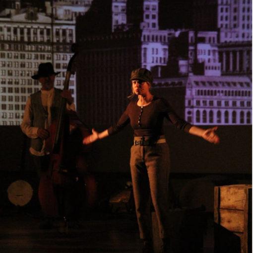 Strade Blu. Un viaggio nell'America rurale tra Old Time Music e Letteratura