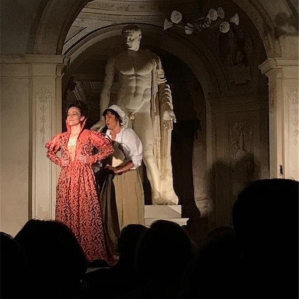 """Teatro: """"Nobili e servi. Una storia lombarda"""""""