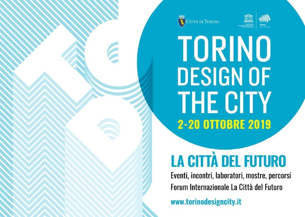 Torino Design of the City 2019: La città del futuro