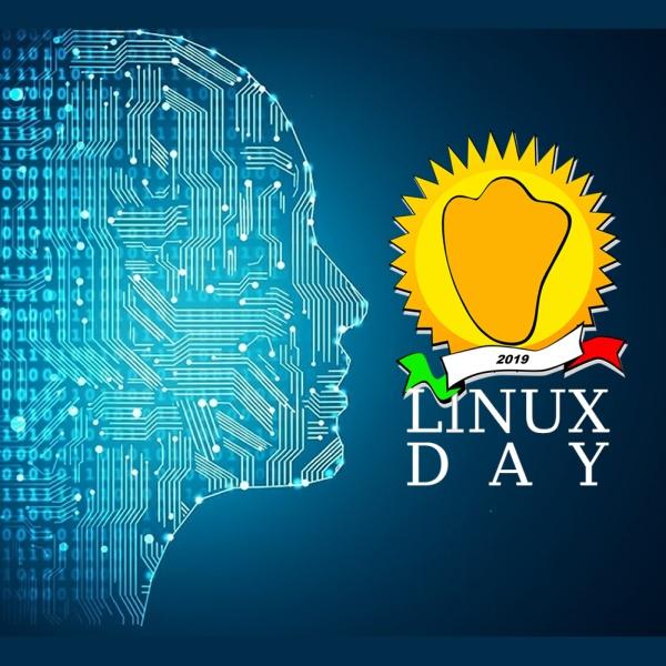 """Linux Day 2019 – Giornata Nazionale per il Software Libero: """"Artificial Intelligence"""""""