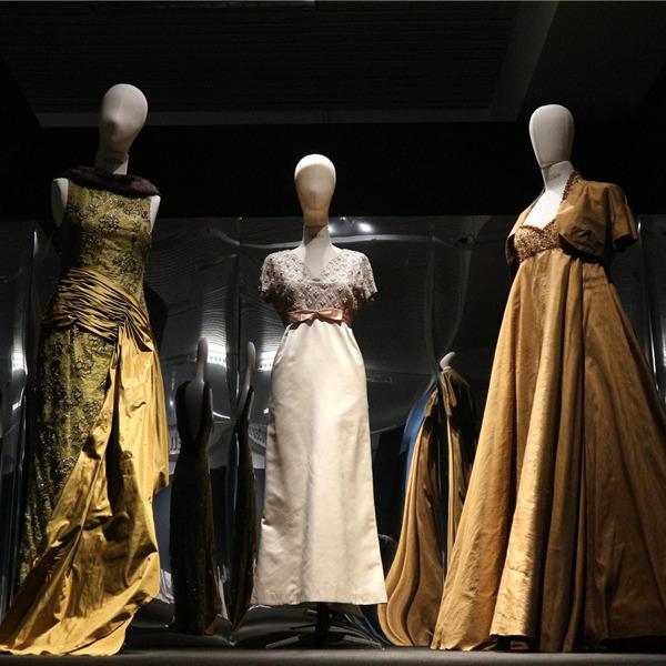 Cinquant'anni di alta moda: Lorenzo Riva al Museo della Seta