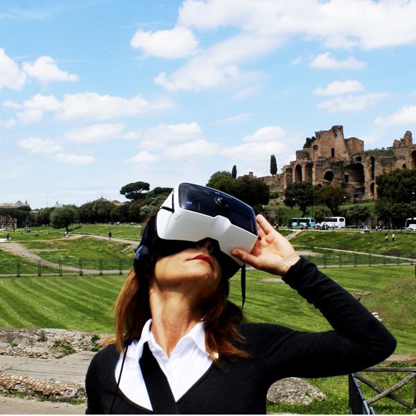Circo Maximo Esperience - Spettacolo in realtà aumentata e in realtà virtuale