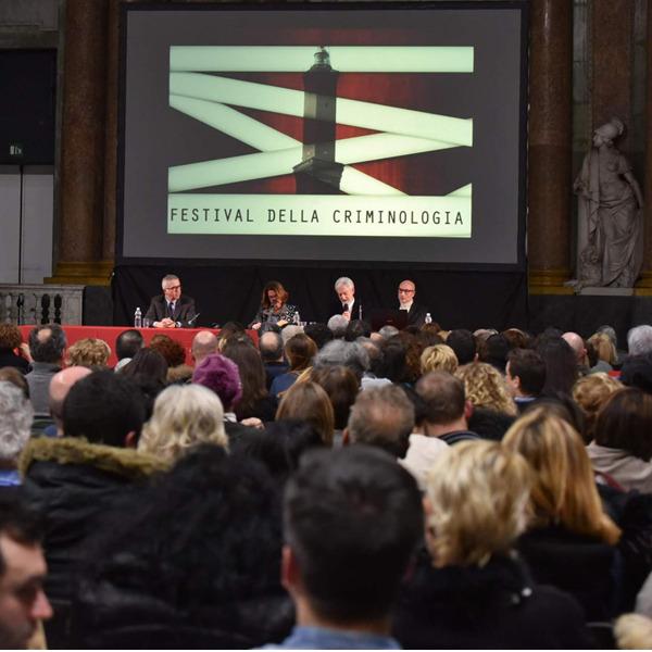 Festival della Criminologia - IV edizione: Lo Specchio Oscuro