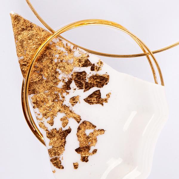 I gioielli realizzati dagli studenti orafi all'asta per il restauro della collezione del Museo di Doccia