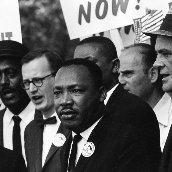 I have a dream. La lotta per i diritti civili e politici degli Afroamericani