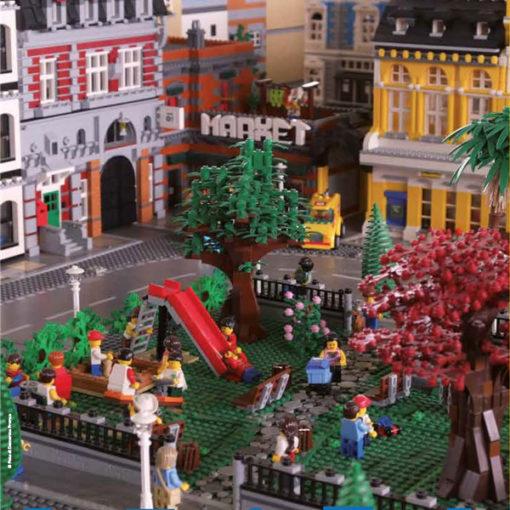 I love Lego: un milione di mattoncini per la mostra di Milano