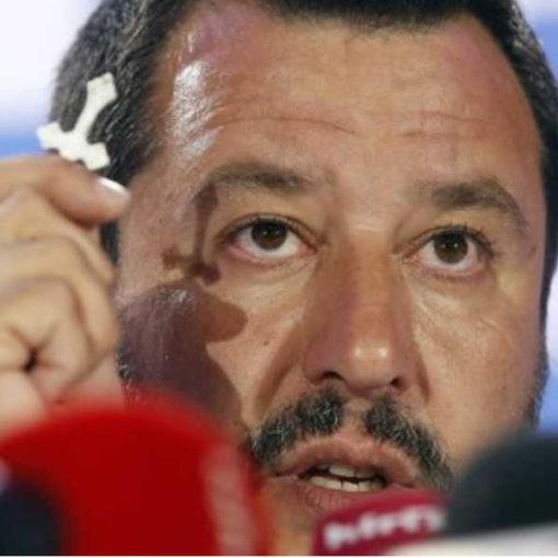 Il cazzaro verde. Ritratto scorretto di Matteo Salvini