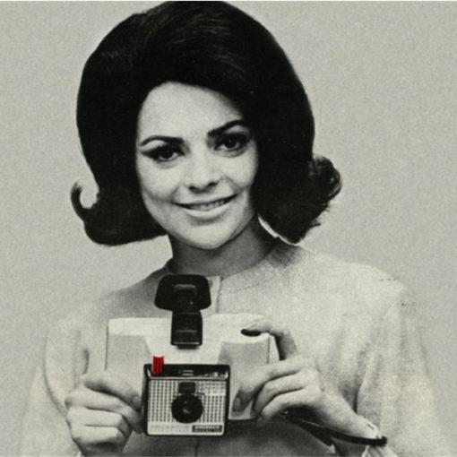 Il mondo Polaroid alla Biennale dell'immagine di Chiasso