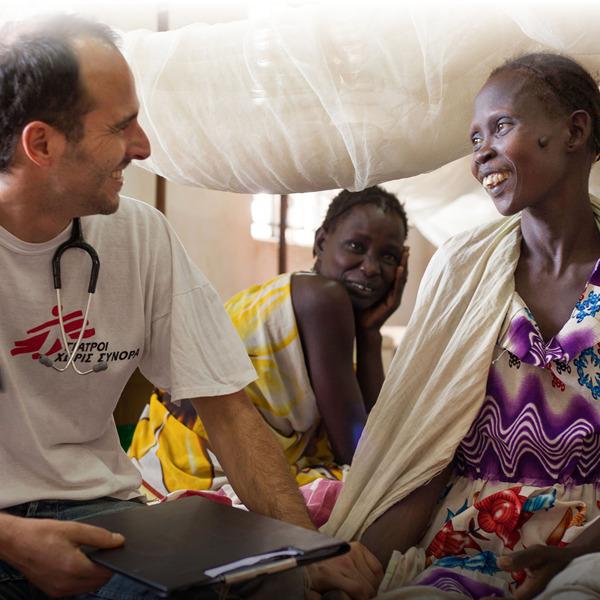 Racconti umani. A tu per tu con gli operatori umanitari di Medici Senza Frontiere
