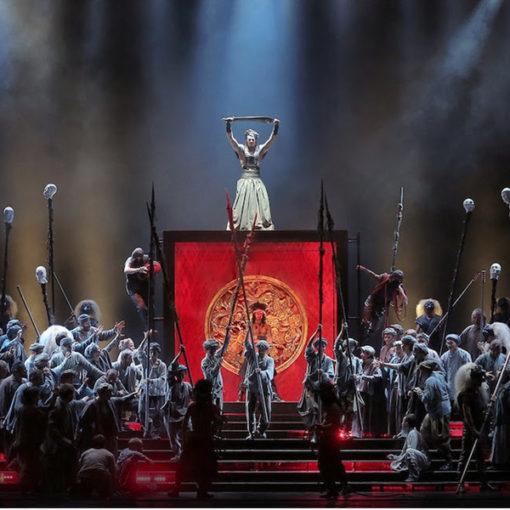 """""""Turandot"""": lo spettacolo con le musiche di Puccini al Verdi di Padova"""
