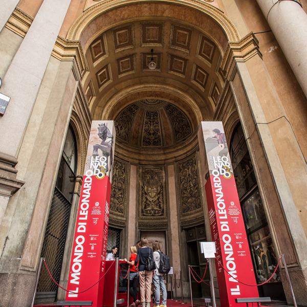 """Visite guidate alla mostra """"Il Mondo di Leonardo"""""""