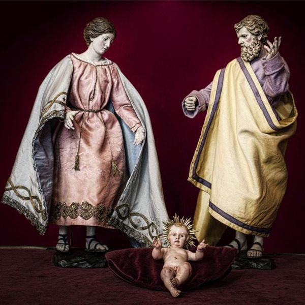 Il Presepe del Re - In mostra oltre ottanta figure di Giovanni Battista Garaventa