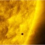Mercurio balla davanti al Sole - Osservazioni con telescopi solari al Museo Carlo Bilotti