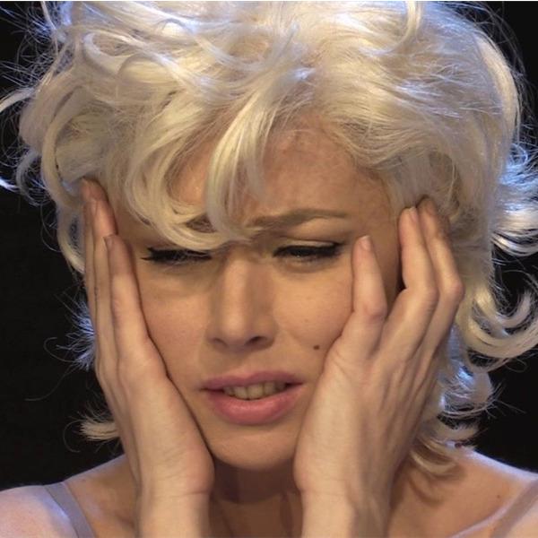 """Teatro: """"Marilyn - Her words"""" di e con Loredana Cannata"""