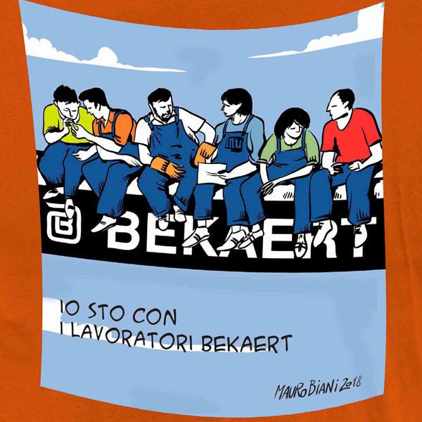 """Teatro: """"318 better together"""" - La storia degli operai Bekaert di Figline"""