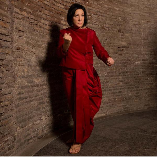Diario indiano. Vita Accardi interpreta Allen Ginsberg
