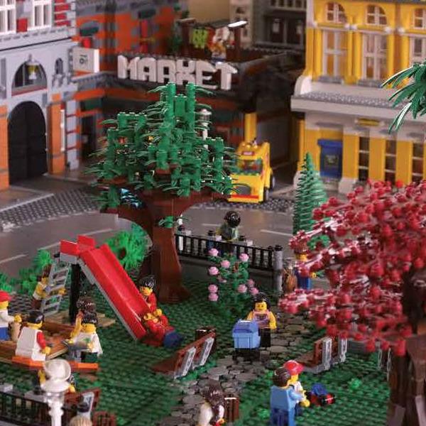 """""""I love Lego"""" - La mostra dei mattoncini per appassionati di tutte le età"""